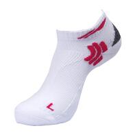 李宁LiNing 羽毛球袜 AWSK166 女款短袜 薄款运动袜 低筒袜
