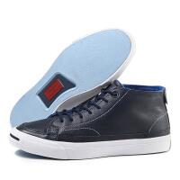 CONVERSE匡威 春季新款男鞋Jack Purcell开口笑板鞋运动鞋156365C