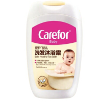 爱护婴儿洗发沐浴露200ml CFB204 换新包装