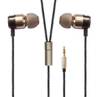 摩奥MP850 双动圈 入耳式线控耳机耳麦 纯铜镀银HIFI连线 耳塞式隔音 手机 MP3/MP4 笔记本电脑 苹果iphone/Ipad/Ipod Sony 三星 小米/华为(非头戴式/耳挂式)