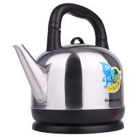 Grelide/格来德 WWK-4201S大容量家用304不锈钢电热水壶自动断电