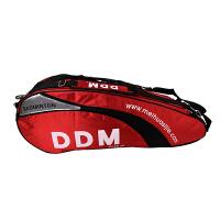 DDM/代代美 双肩羽球包3078 羽毛球网球包男女用 运动包 6支装