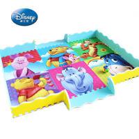 【年中促】迪士尼宝宝爬行垫拼接拼图加厚2cm泡沫地垫60X60婴儿童环保爬爬垫地毯