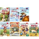 I can read 第二阶段 Marley小狗马利系列 10本套装 Marley Farm Dog Marley Firehouse Dog Marley Marley's Big Adventur