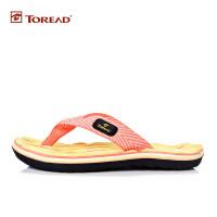 探路者2016夏季新款户外情侣按摩脚底沙滩鞋拖鞋TFHE81730/82730