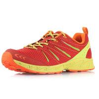探路者TOREAD男士户外运动低帮耐磨透气超轻徒步鞋TFAC81662