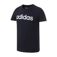 adidas阿迪达斯NEO男装短袖T恤2017年新款运动服BQ0357
