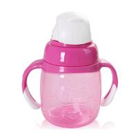 【当当自营】Pigeon贝亲 magmag吸管式宝宝杯(玫红色)DA74 水壶/水杯/吸管杯 贝亲洗护喂养用品