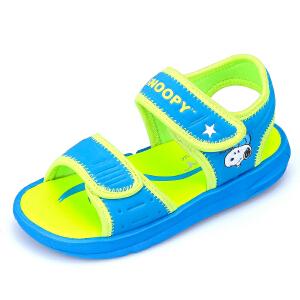 史努比童鞋休闲凉鞋