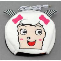 可拆洗USB暖手鼠标垫(喜洋洋) 暖鼠宝 暖手宝 电热鼠标垫