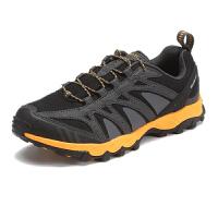 探路者TOREAD户外男款低帮耐磨防滑透气越野跑鞋徒步鞋TFFC91022