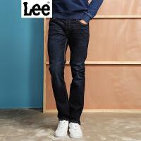 Lee男装春夏时尚修身直筒牛仔裤男青年长裤L15722V042PF