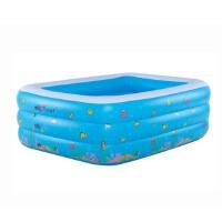 儿童婴儿充气游泳池加厚保温环保儿童洗澡盆戏水池充气水池家庭充气游泳池BB游泳池
