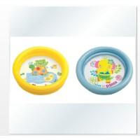 满百包邮INTEX 59409水池充气游泳池儿童浴池幼儿浴盆婴儿水池