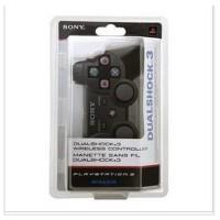PS3 手柄 无线振动 黑色