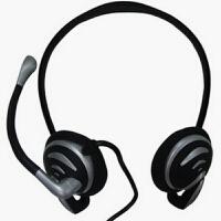 联想(Lenovo) P510 头戴式耳麦 带麦克风后挂式耳机 游戏/音乐/电脑/笔记本耳麦 三色可选(黑色、粉色、蓝色)