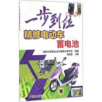 一步到位精修电动车蓄电池 刘遂俊 主编