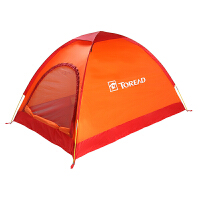 探路者TOREAD户外运动休闲出游露营双人单层帐篷TEDC80617