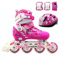 奥得赛轮滑鞋B2-096 儿童鞋套装(含护具头盔) 溜冰鞋闪光旱冰鞋