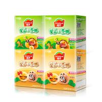 英氏小馒头健恩4盒 婴儿辅食零食 小馒头 入口即化 米饼 宝宝奶豆
