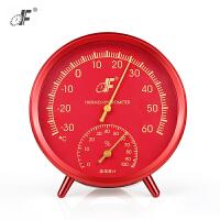 德福TH400温度计 温湿度计 土豪金温度计