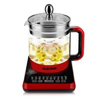 AUX/奥克斯 AUX-S771多功能养生壶电水壶电煮茶壶开水壶保健壶不锈钢不锈钢食品级玻璃盖