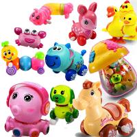 活石 益智玩具手偶小玩具婴儿动物萌宠扭扭秀 0-1-3-6个月