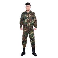 户外训练服运动 军训套装军迷服套装 军迷装备 耐磨防水舒适自在 展军人魅力