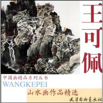 王可佩山水画作品精选 王可佩   天津杨柳青出版社