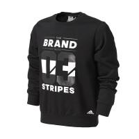 adidas阿迪达斯男装卫衣套头衫运动服AZ8352