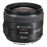 Canon/佳能 EF 35mm f2 IS USM广角镜头 35 2 带防抖 全国联保