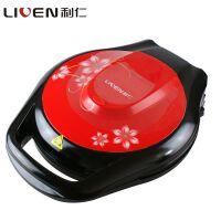 利仁 电饼铛 LR-320D煎烤机 32CM大烤盘悬浮180度双面加热