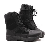 自由骑士户外军品男军靴特种兵美国沙漠军靴 战术潮靴 城市休闲靴