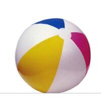 INTEX-59030沙滩球 戏水球 儿童成人戏水工具 四色充气球