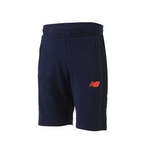New Balance/NB男装短裤2017夏季针织跑步运动裤AMS71634