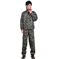 军迷户外休闲野战服饰 美式迷彩套装 工作服 迷彩服套装 作训服 立体剪裁