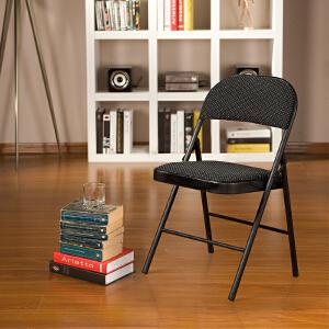 [当当自营]好事达 绅达折叠椅2084 椅子 折叠椅 餐椅