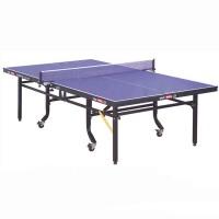 室内乒乓球桌家用折叠式乒乓球台移动式比赛乒乓球台