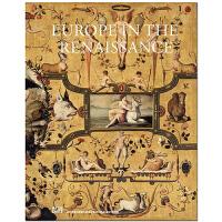 英文原版 EUROPE IN THE RENAISSANCE文艺复兴时期的欧洲 原版艺术类画册