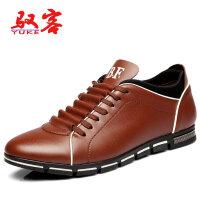 驭客2016新款休闲男鞋男式户外运动皮鞋时尚新潮青年运动鞋A60280