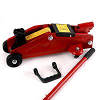 汽车用品2吨卧式液压汽车用换轮胎2T加厚千斤顶升级版