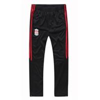 并力BINLI运动14-15欧冠秋季利物浦 足球训练长裤 男士收腿足球裤直筒 长款运动裤