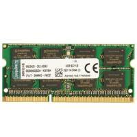 金士顿(Kingston)DDR3 1600 8G  8GB 笔记本内存 本产品只支持1.5V内存电压设备,请购买产品前再次确认您的设备是否支持常规电压内存(1.5V)!