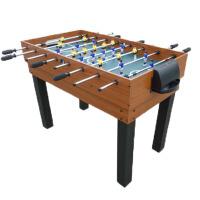 桌上足球曲棍球球台 儿童比赛桌面家用折叠移动游戏台亲子互动玩具
