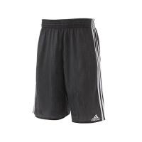 adidas阿迪达斯男装运动短裤2017新款两面穿篮球运动服BR7907