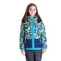 camkids小骆驼童装 女童棉衣 儿童冬装外套 青少年户外运动服新品577150