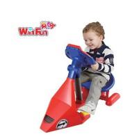 英纷益智玩具音乐方向盘1-2岁幼儿宝宝儿童多功能驾驶坐椅2110