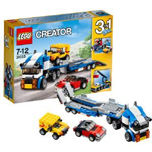 [当当自营]LEGO 乐高 CREATOR创意百变系列 车辆运输车 积木拼插儿童益智玩具 31033
