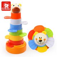 特宝儿 1-2岁益智叠叠乐女宝宝认知叠叠套杯儿童层层叠婴幼儿儿童玩具