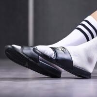 耐克NIKE2017新款男鞋拖鞋运动休闲运动鞋343880-090